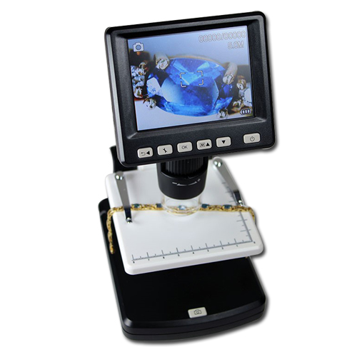portable LCD microscope L&S